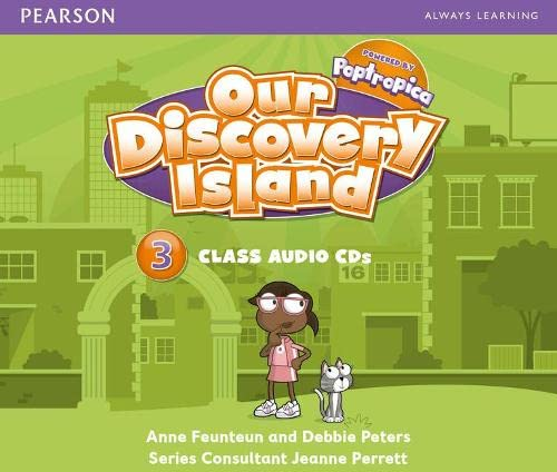 9781408238691: Our Discovery Island Level 3 Audio CD