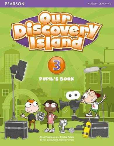 9781408238745: Our Discovery Island Level 3 Student's Book plus pin code