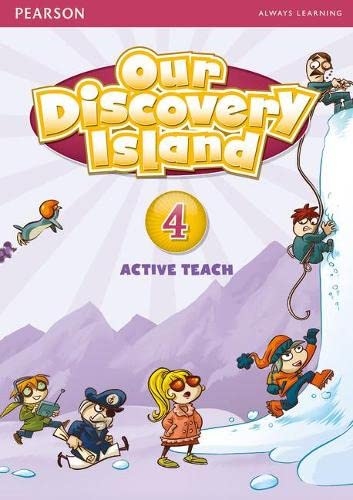 Our Discovery Island Level 4 Active Teach: 4