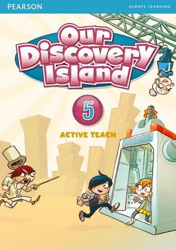 9781408238929: Our Discovery Island Level 5 Active Teach