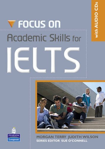 9781408239148: Focus on IELTS. Academic-Vocabulary-Workbook. Per le Scuole superiori