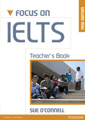 9781408239179: Focus on IELTS, Teacher's Book