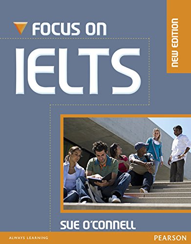 9781408241363: Focus on IELTs (Student Book and iTest CD-ROM Pack)