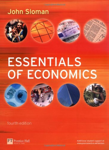 9781408241561: Essentials of Economics: AND MyEconLab Access Card