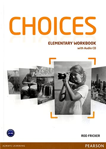 9781408242148: Choices Elementary Workbook for Pack