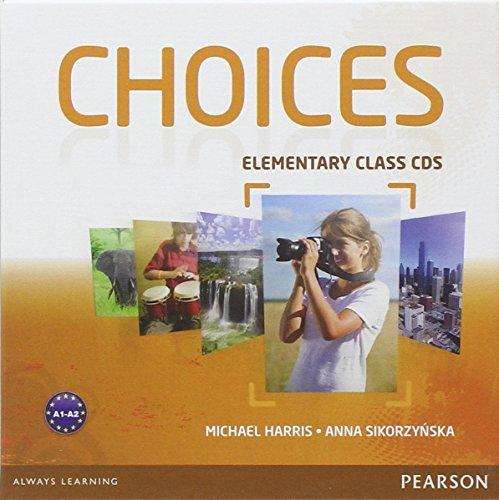 9781408242445: Choices Elementary Class CDs 1-6