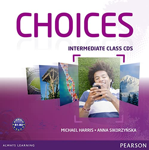 9781408242452: Choices Intermediate Class CDs 1-6