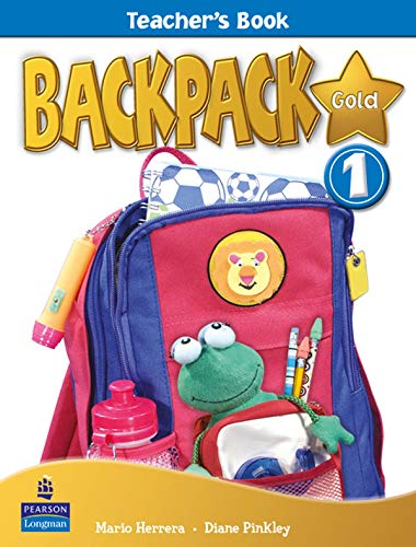 9781408243138: Backpack Gold 1 Teacher's Book New Edition