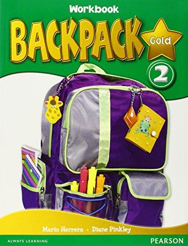 9781408245040: Backpack Gold 2 Workbook & CD N/E pack