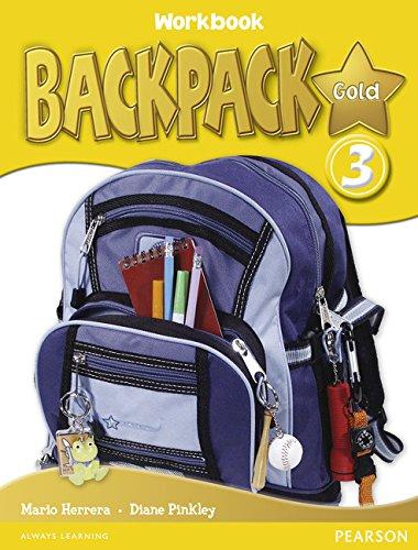 Backpack Gold 3 Workbook with CD [Taschenbuch] by Herrera, Mario: Mario; Herrera