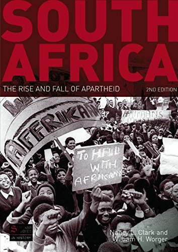 9781408245644: South Africa: The Rise and Fall of Apartheid (Seminar Studies)