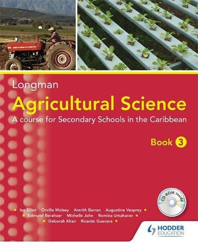 Agricultural Science Book 3 (2nd edition): A: Amrith Barran, Augustine