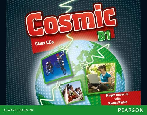 9781408246412: Cosmic B1+ Class Audio CDs