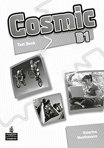 9781408246467: Cosmic B1 Test Book