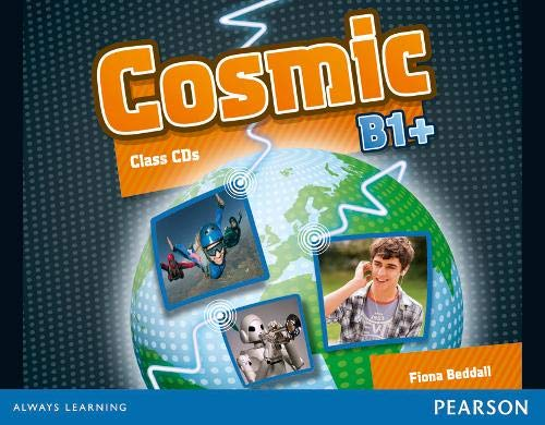 9781408246542: Cosmic B1+ Class Audio CDs