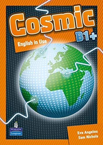 9781408246603: Cosmic B1+ Use of English: B1+