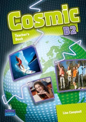 Cosmic B2 Teachers Book: Desconocido