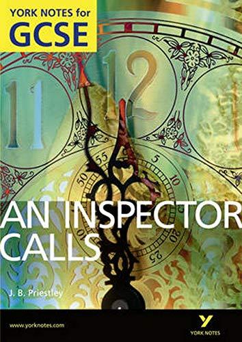 9781408248737: Inspector Calls (York Notes for Gcse)