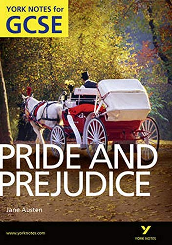 9781408248812: Pride & Prejudice: York Notes for Gcse
