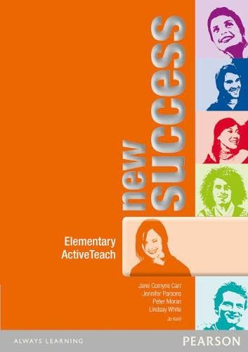 9781408249017: New Success Elementary Active Teach