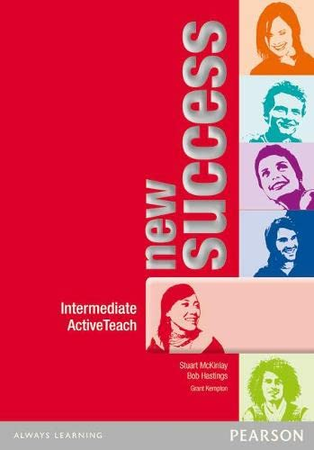 9781408249147: New Success Intermediate Active Teach