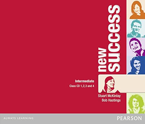9781408249154: New Success Intermediate Class CDs