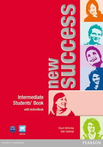 9781408249178: New Success Intermediate Students' Book for Active Book Pack