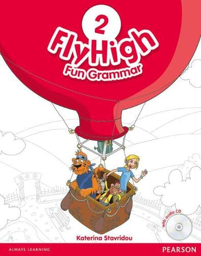 9781408249741: Fly High level 2 Fun Grammar Pupils Book and CD Pack