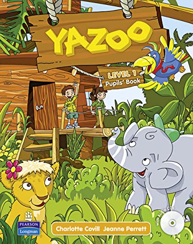 9781408249802: Yazoo Global Level 1 Pupil's Book and Pupil's CD (2) Pack