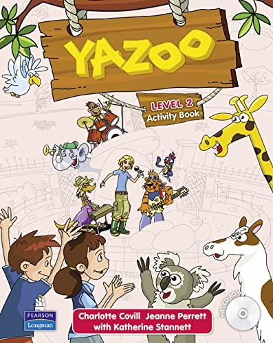 Yazoo Global Level 2 Activity Book and: Jeanne Perrett, Charlotte