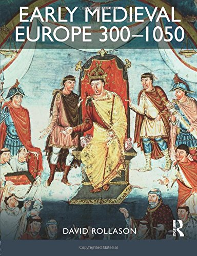 9781408251218: Early Medieval Europe 300-1050: The Birth of Western Society
