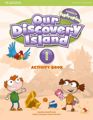 9781408251263: Our Discovery Island Level 1 Activity Book (Pupil) Pack [With CDROM]