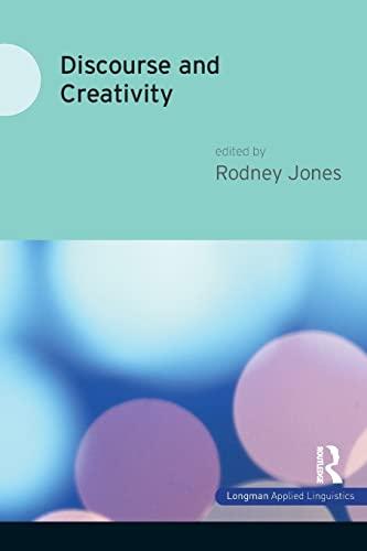 9781408251881: Discourse and Creativity