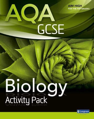 AQA GCSE Biology Activity Pack (Mixed media product): Nigel English