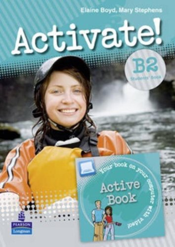 9781408253892: Activate! Students' Book. B2 (+ DVD)