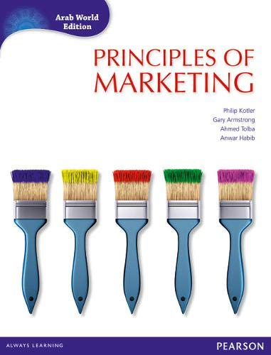 9781408255681: Principles of Marketing (Arab World Editions)