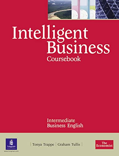 9781408255926: Intelligent Business Intermediate Coursebook for Pack
