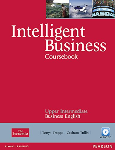 9781408256015: Intelligent Business Upper Intermediate Coursebook/CD Pack