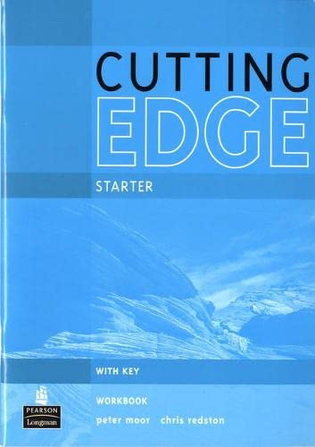 9781408258019: Cutting Edge Starter Workbook With Key
