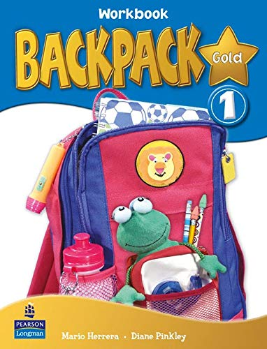 9781408258187: Backpack Gold 1 Workbook, CD and Content Reader Pack Spain