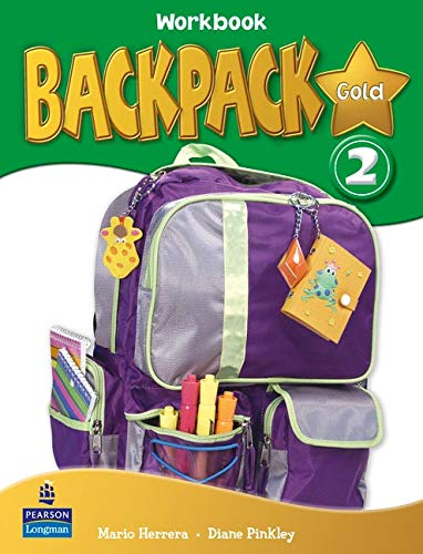9781408258194: Backpack Gold 2 Workbook, CD and Content Reader Pack Spain
