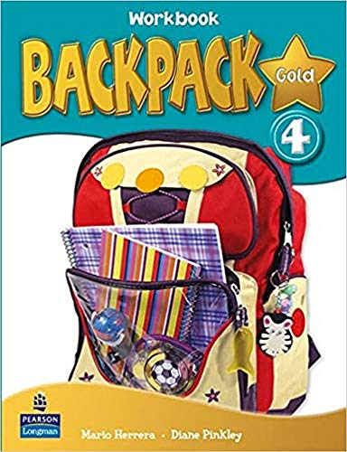 9781408258217: BACKPACK GOLD 4 WB