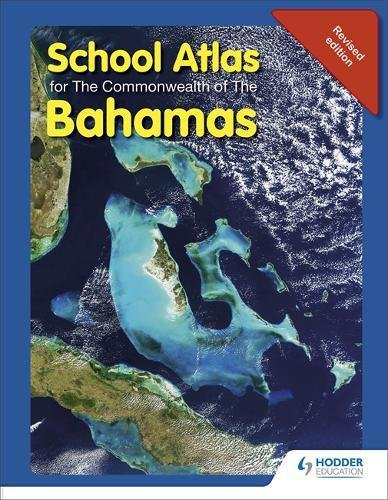 9781408258279: School Atlas for the Commonwealth of the Bahamas