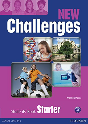 9781408258354: New Challenges Starter Students' Book