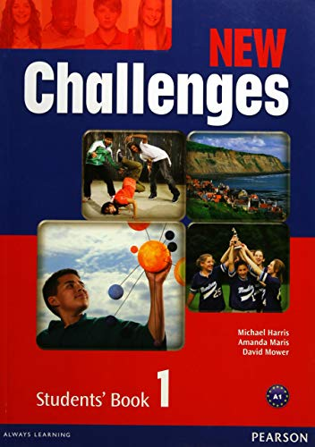 9781408258361: New Challenges 1 Students' Book