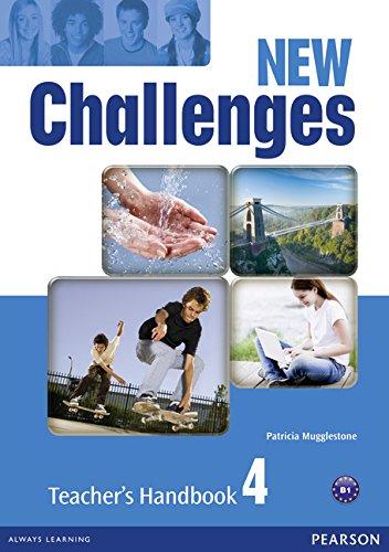 9781408258491: New Challenges 4 Teacher's Handbook