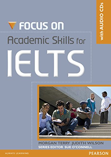 9781408259016: Focus on Academic SKills for IELTS Student Book with CD