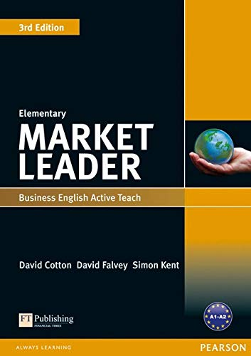 Market Leader 3rd Edition Elementary Active Teach: David Cotton