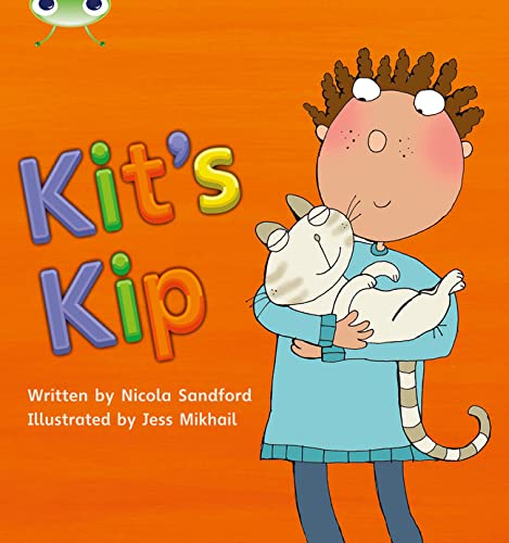 Kit's Kip: Set 03 (Phonics Bug): Sandford, Nicola