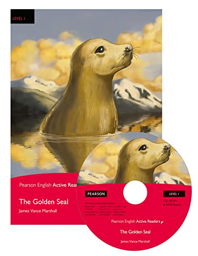 9781408261187: Golden Seal Book/CD-ROM Pack, The, Level 1, Pearson English Active Readers (2nd Edition) (Penguin Active Readers, Level 1)